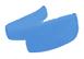 Marker kredowy piszący na niebiesko.