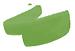 Marker kredowypiszący na zielono.