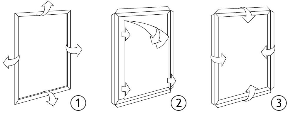 Potykacze aluminiowe WALBA - system OWZ